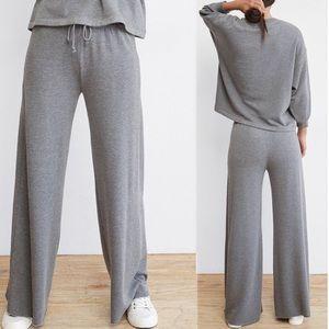 VELVET Luxe Fleece Lounge Pant - Sz Small